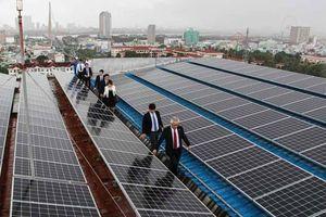 Doanh nghiệp ngoại đón đầu nhu cầu năng lượng mặt trời