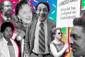 7 'anh hùng' làm thay đổi lịch sử LGBT