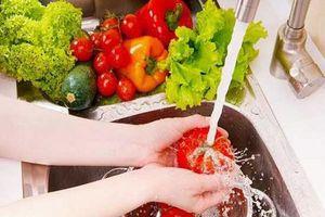 5 bí kíp 'diệt gọn' hóa chất, thuốc trừ sâu trong rau củ giúp chị em bảo vệ sức khỏe cả nhà