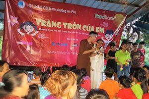 Food Bank Việt Nam tổ chức trung thu cho trẻ em có hoàn cảnh đặc biệt
