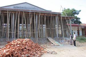 Dân vận khéo trong xây dựng nông thôn mới ở huyện Cẩm Thủy