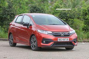 Honda Jazz - thêm sôi động cho phân khúc hatchback hạng B