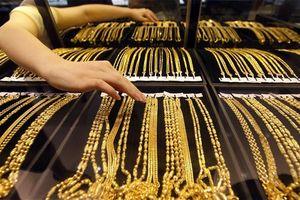 Hôm nay 24/9: Giá vàng trong nước đi ngang