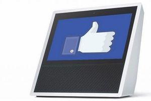 Facebook sẽ giới thiệu thiết bị Smart Display tích hợp trợ lý ảo vào tháng tới