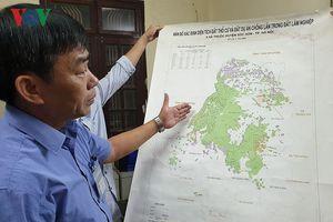 300 hộ dân ở Hà Nội 'bỗng dưng' nằm trong đất rừng phòng hộ