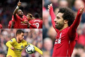 BXH sau vòng 6 Ngoại hạng Anh 2018/2019: Liverpool dẫn đầu, MU thứ 7