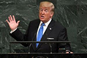 Tổng thống Mỹ sẵn sàng gặp đại diện của Iran tại Liên Hợp Quốc