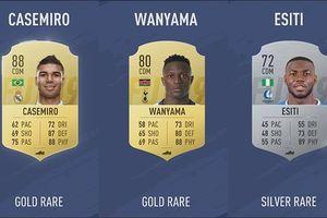Sao Real lọt top 10 cầu thủ khỏe nhất thế giới trong FIFA 19