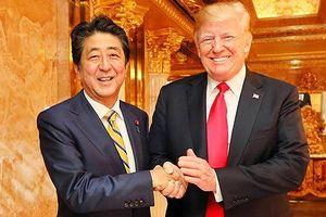 Nhật Bản và Mỹ nhất trí phối hợp chặt chẽ trong vấn đề Triều Tiên