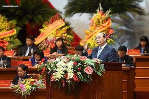 Thủ tướng gặp gỡ, đối thoại với đại biểu dự Đại hội Công đoàn Việt Nam
