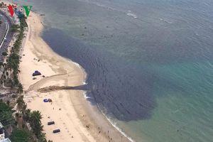 Nha Trang: Cống xả thải khiến bãi biển vắng tanh