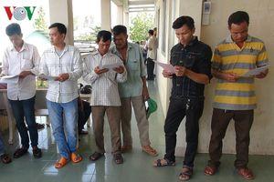 Vĩnh Long: 36 người bị phạt hành chính về hành vi đá gà ăn tiền
