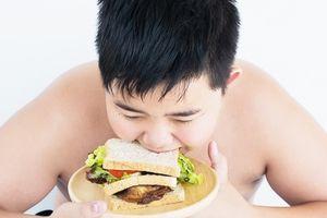 Tại sao trẻ thừa cân béo phì?