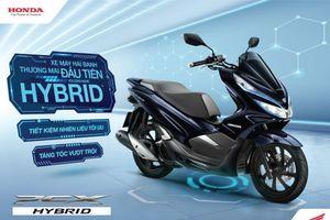 Honda PCX Hybrid chính thức tới tay người mua, giá 90 triệu đồng