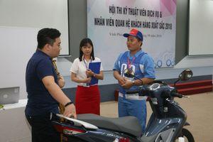 Honda Việt Nam tổ chức thi 'Kỹ thuật viên dịch vụ và Nhân viên Quan hệ khách hàng xuất sắc 2018'