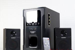 SoundMax A-2119: đa năng, ít kén nhạc
