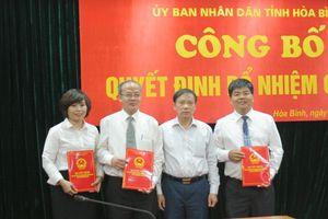 Bổ nhiệm nhân sự chủ chốt tại TP.HCM, Kon Tum, Quảng Ninh và Hòa Bình