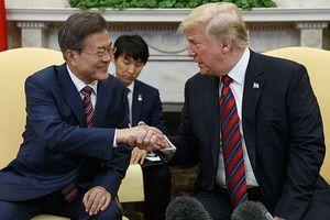 Tổng thống Hàn Quốc tới Mỹ với sứ mệnh được kỳ vọng