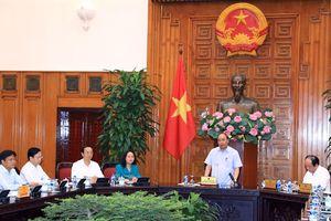 Thủ tướng Nguyễn Xuân Phúc làm việc với lãnh đạo chủ chốt Lạng Sơn và Đà Nẵng