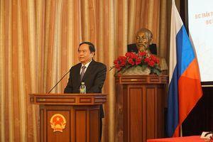 BẢN TIN MẶT TRẬN: Phát triển quan hệ Việt Nam - LB Nga ngày càng sâu rộng, thiết thực