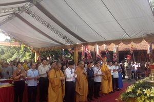 Lễ tưởng niệm 576 năm ngày mất của Anh hùng dân tộc Nguyễn Trãi