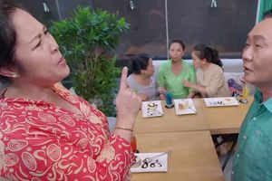 'Gạo nếp gạo tẻ': Bà Mai cãi nhau với sui gia tương lai ngay giữa quán