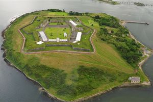 Nhà tù 'địa ngục' hút khách giữa đảo thiên đường Ireland