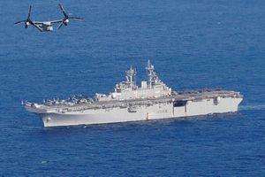 Trung Quốc bác đề nghị thăm Hong Kong của tàu hải quân Mỹ