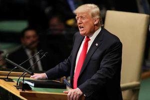 TT Trump tại LHQ: Mỹ không tiếp tục dung túng cho 'bóc lột thương mại'