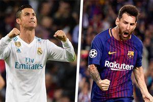 Messi lần đầu tiên bầu cho Ronaldo