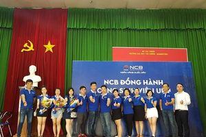 Ngân hàng Quốc Dân tổ chức talkshow hướng nghiệp cho sinh viên
