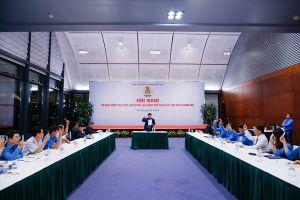 Hội nghị Ủy ban Kiểm tra Tổng LĐLĐVN lần thứ nhất khóa XII