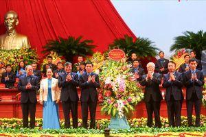 Đồng chí Bùi Văn Cường tái đắc cử Chủ tịch Tổng LĐLĐVN khóa XII