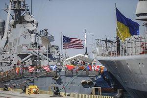 Nga diệt tàu Mỹ-NATO mất vài phút, Ukraine chỉ trong chớp mắt