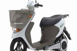 Xe ga điện Suzuki sắp 'đổ bộ' thị trường xe máy sôi động nhất