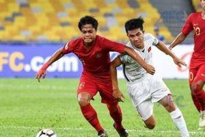 HLV U16 Indonesia phát biểu bất ngờ khi hòa U16 Việt Nam