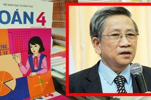 GS Nguyễn Minh Thuyết: Nên vay tiền phụ huynh xây dựng tủ SGK