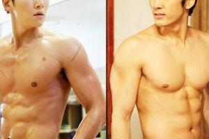 10 người đàn ông có body 'cực phẩm', hot nhất Hàn Quốc