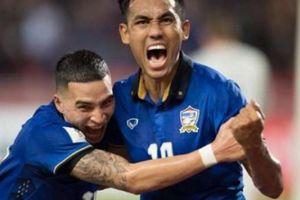 Tin tối (25.9): 'ĐT Thái Lan đang 'diễn tuồng' trước AFF Cup 2018'
