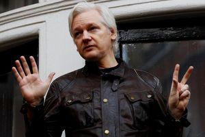 Nhà sáng lập trang mạng WikiLeaks từ chối nhập quốc tịch Ecuador