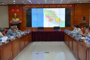 Bàn giải pháp chống ngập úng cho Hà Nội và các địa phương thuộc lưu vực sông Đáy