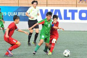 Việt Nam giành vé dự vòng loại thứ hai U16 nữ Châu Á 2019