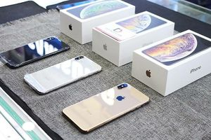 iPhone Xs, iPhone Xs Max về mức giá ổn định