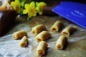 Cách làm bánh quy cuộn mứt dứa thơm lừng, ngon ngất ngây