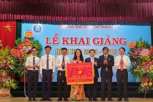 Trường Đại học Hải Phòng khai giảng năm học mới