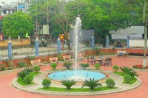 Trường Tiểu học Phan Thiết hoàn thành mô hình 'Nhà vệ sinh thân thiện'