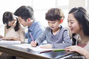 Thành tích học tập của trẻ sẽ sa sút nếu bố mẹ mắc phải những sai lầm sau