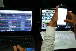 Nhiều cổ phiếu bị thao túng giá