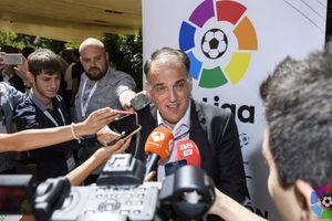 La Liga cương quyết với ý tưởng đưa một số trận đấu 'di cư' sang Mỹ