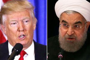 Tổng thống Rouhani: 'Iran sẵn sàng đương đầu với Mỹ'